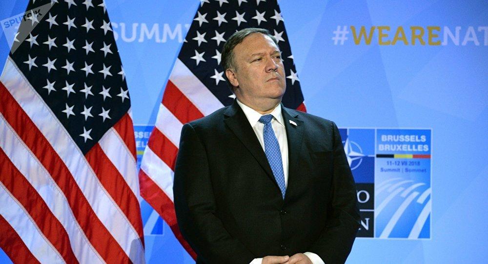 Помпео заявил о планах США сменить власть в Никарагуа и на Кубе