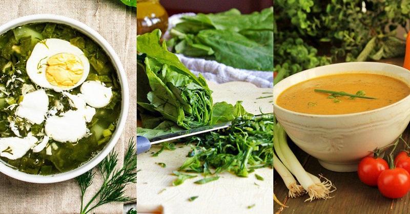 Подборка легких витаминных супов