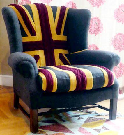 Реставрация испорченого кресла (подборка)