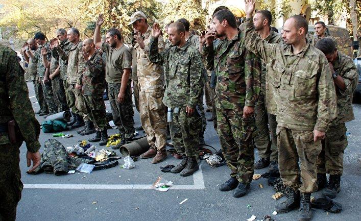 В Генштабе ВСУ признали панический страх украинских военных перед ополченцами
