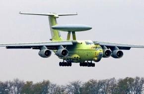 Вид сверху: ВКС России нуждаются в обновлении парка «летающих радаров»