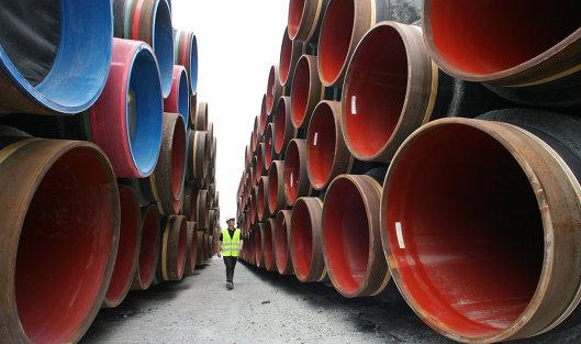 """ЕК подтвердила, что III энергопакет ЕС не применим к """"Северному потоку-2"""""""