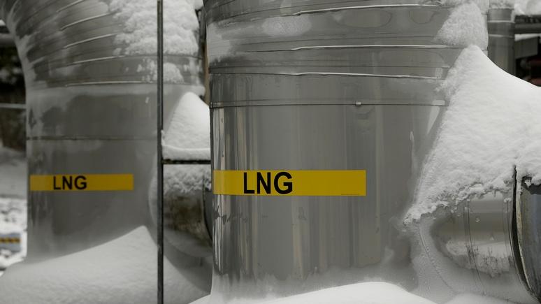 Россия «проспала» газовую революцию, пишет Die Welt