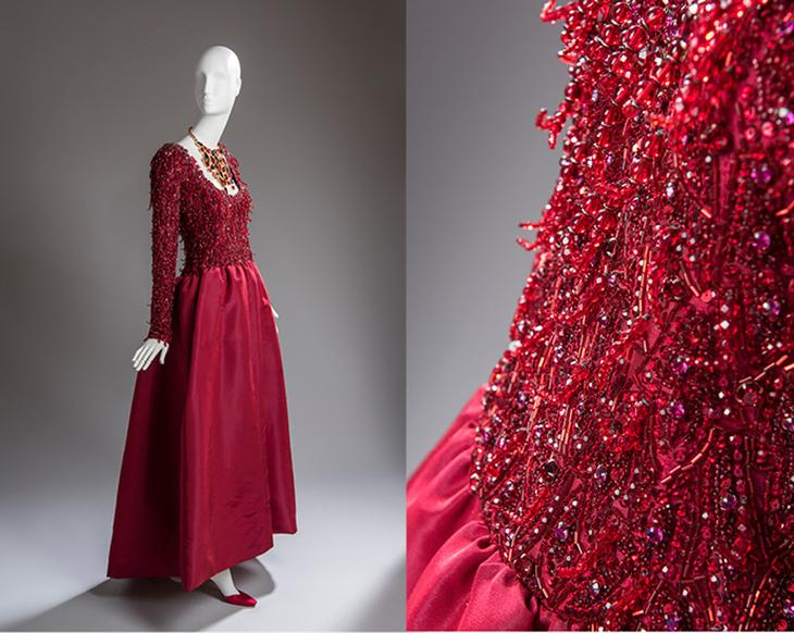 Архивное платье Givenchy