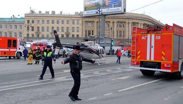 Стали известны новые подробности обезвреживания бомбы в Петербурге