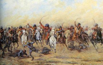 Кавказская туземная конная дивизия возвращается из забвения