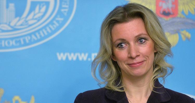 Захарова дала ироничный совет Украине где и как ей провести «Евровидение»