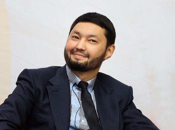 интервью Кенеса Ракишева
