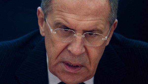 Лавров: у США не хватило смелости отмежевать террористов от оппозиционеров в Сирии