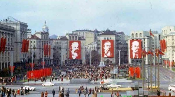 Как весь Советский Союз поднял Украинскую ССР