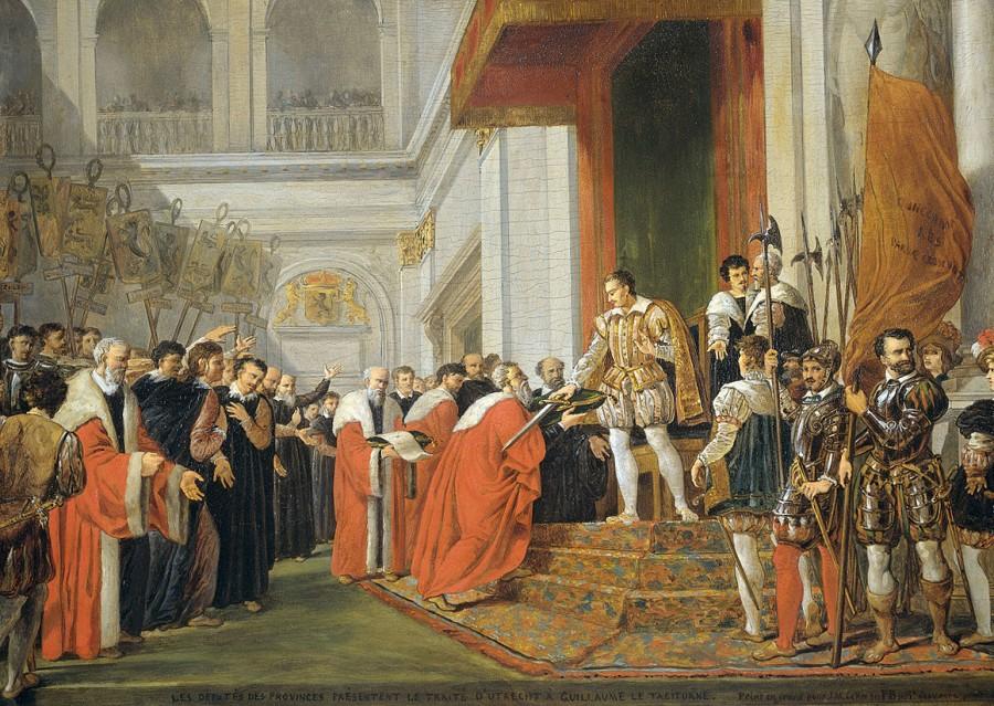 Как подписать договор о союзе и приговор себе. Утрехтская уния
