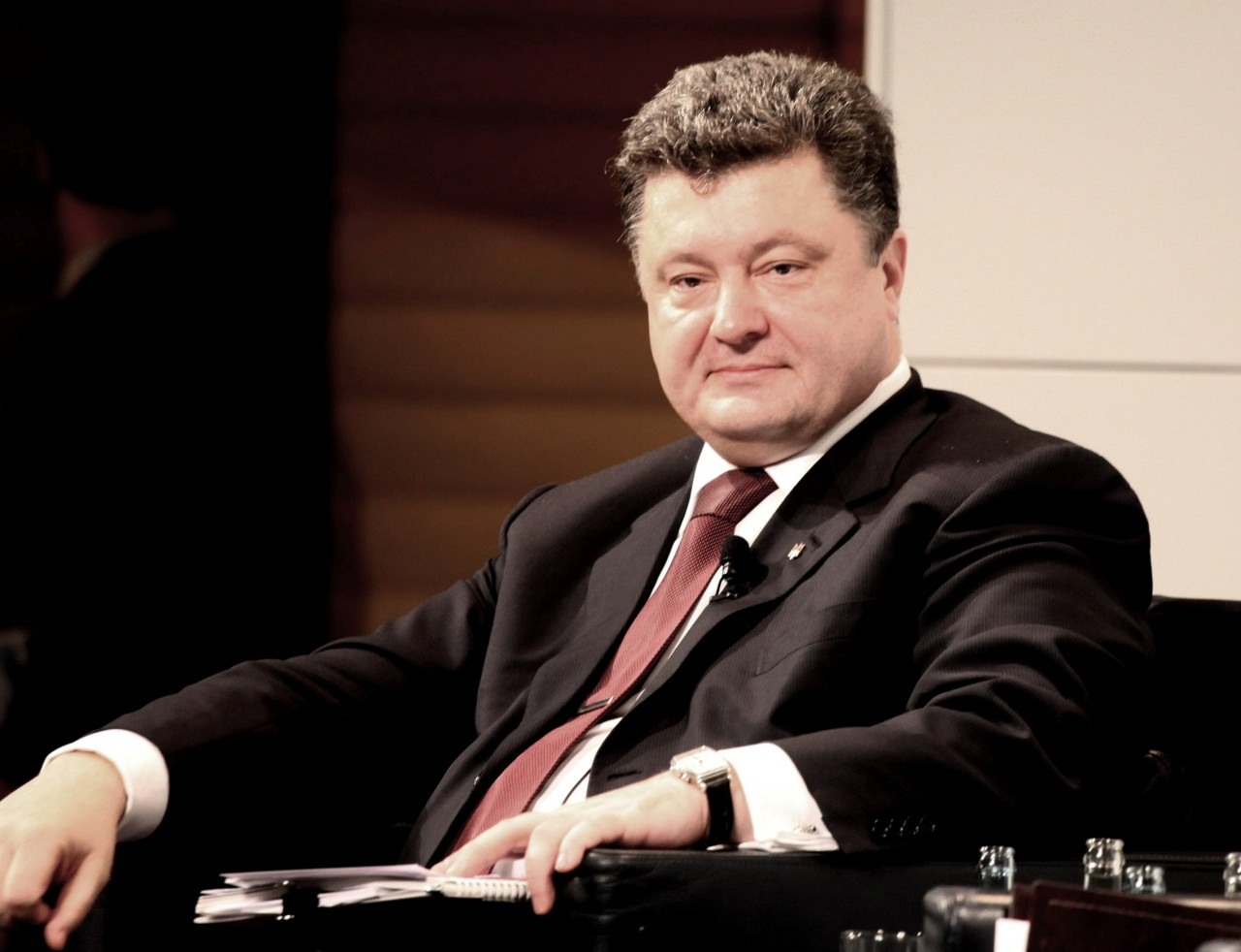Порошенко исключил возможность раскола Украины по языковому принципу