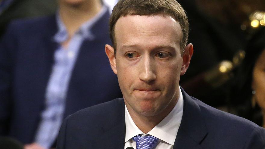 Крах Facebook: Цукерберг про…