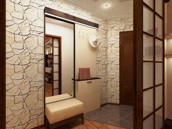 Дизайн малогабаритной прихожей в квартире: фото, советы по оформлению, нюансы и «подводные камни»