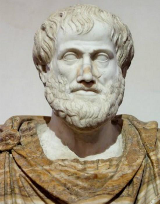 Аристотель жил с рабыней. / Фото:list25.com