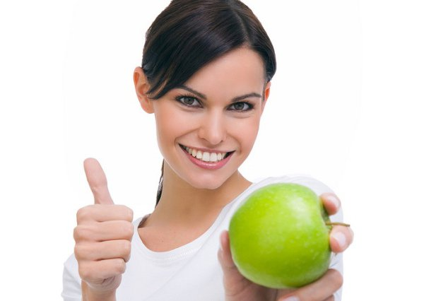 Устраиваем разгрузочный день на яблоках