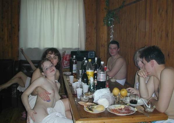 Порно фото бабы в бане умело
