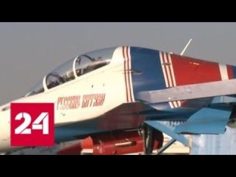 Русские самолеты покорили Ближний Восток