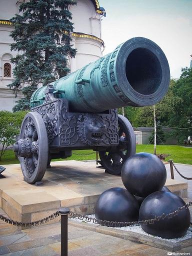 Русское оружие. Огневой наряд