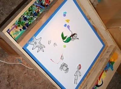 Световой стол для рисования песком своими руками фото фото 564