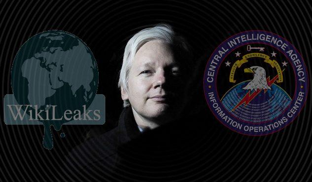 Операция «Ассанж» и маски, сорванные с ЦРУ