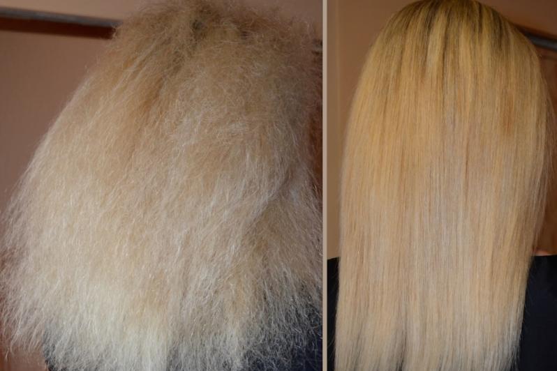 Как быстро спасти поврежденные волосы❤Витаминная БОМБА для волос