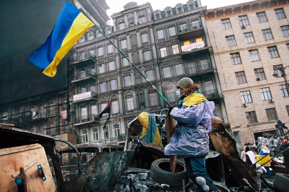 Плевать на твой томос»: националисты против Порошенко
