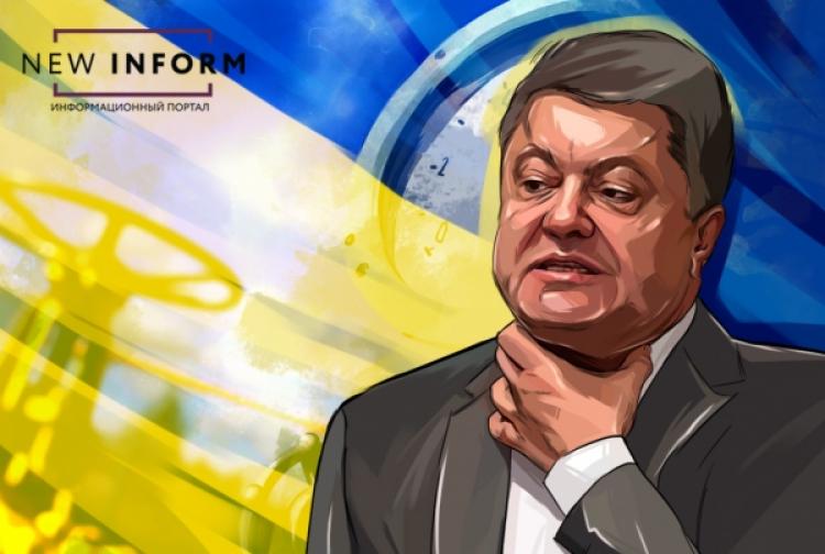 Пьяное признание Порошенко: «Американцы нас сдали, а русские не простят».