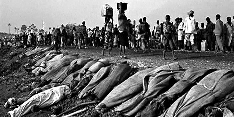геноцид в Руанде 1994 год. Фото