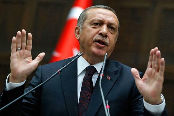 Эрдоган опять наворотил дел …