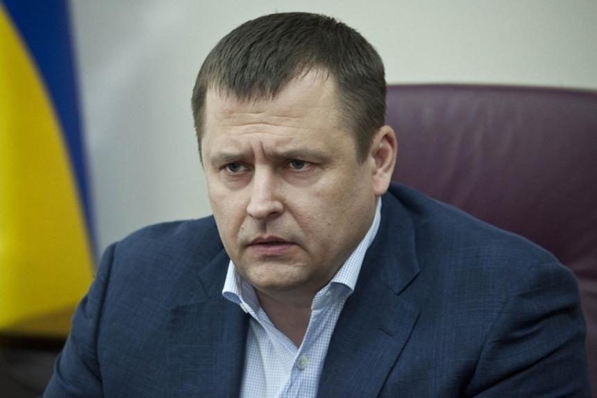 Мэр Днепра Борис Филатов премировал себя и подчиненных на 800%