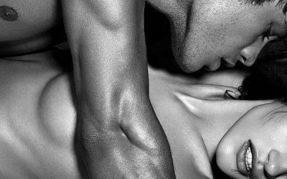 секс красивые черно белые фото