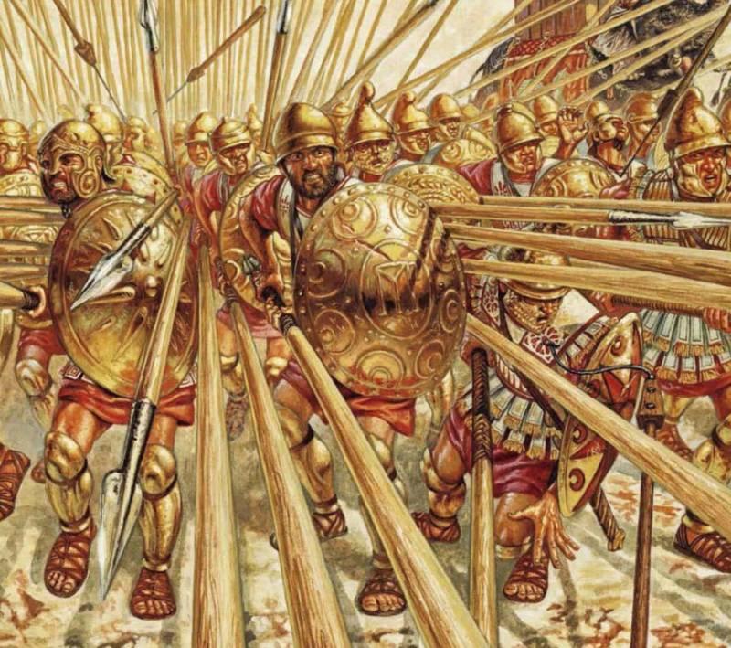 Во славу тяжёлой пехоты