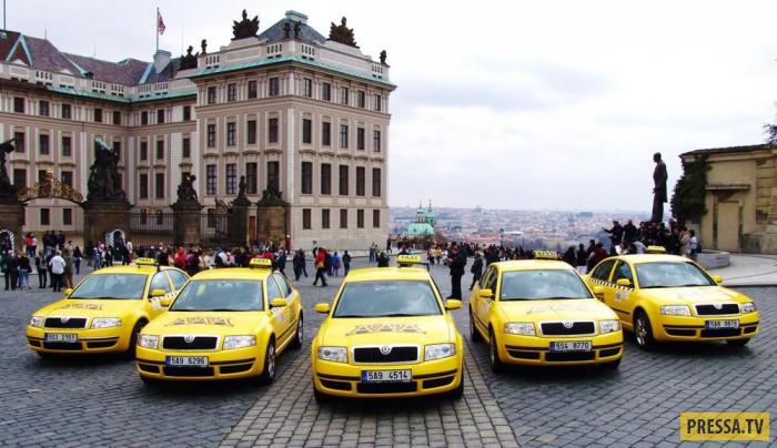 Как из-за меня пострадали таксисты