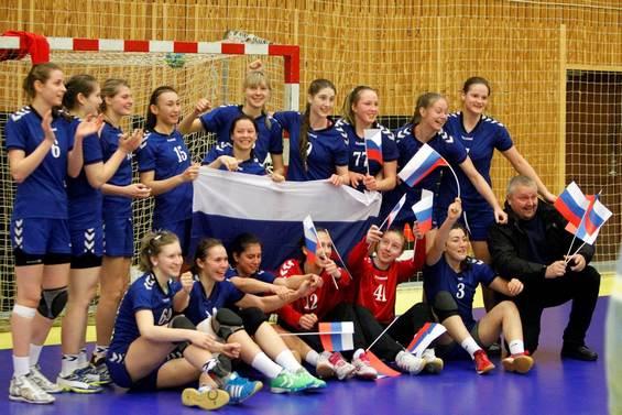 EHF забрал у России серебро …
