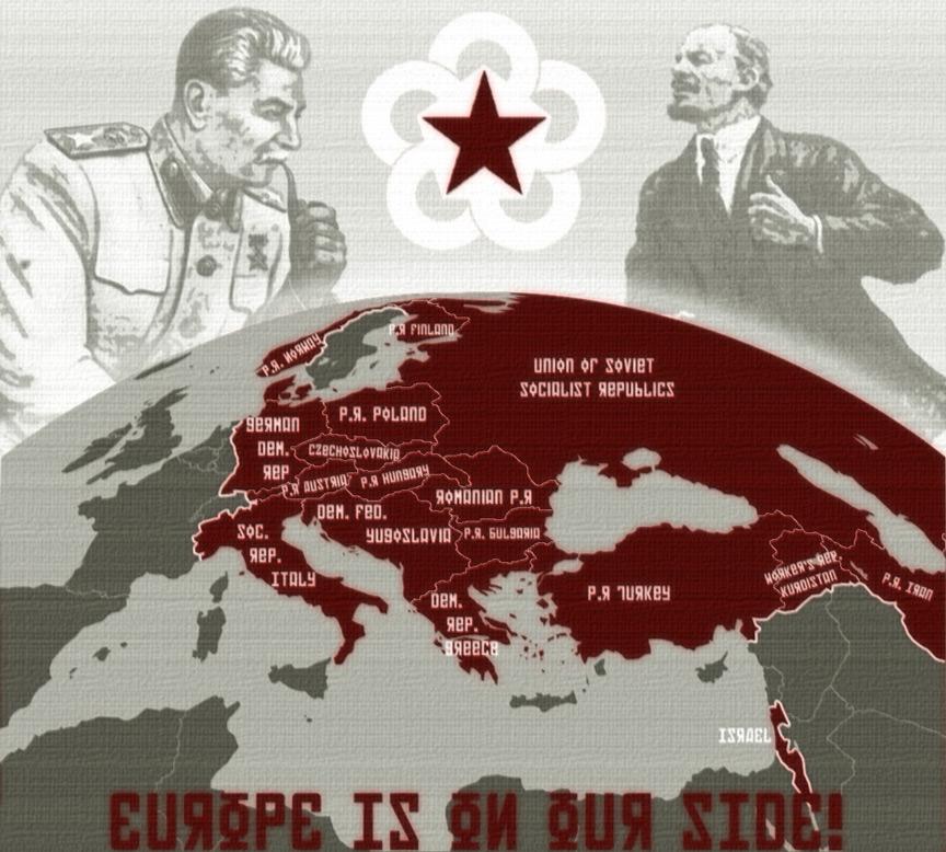 Ответственность КПСС и развал СССР