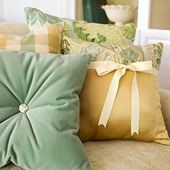 Подушка своими руками дизайн фото