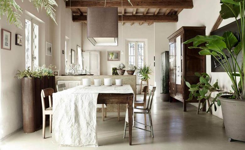 Вдохновляющий дом от Джузеппе Балди
