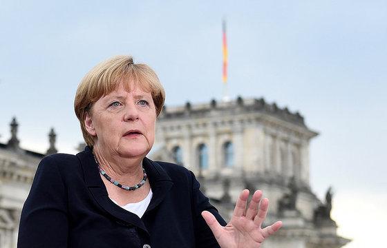 Меркель решилась на четвертый срок