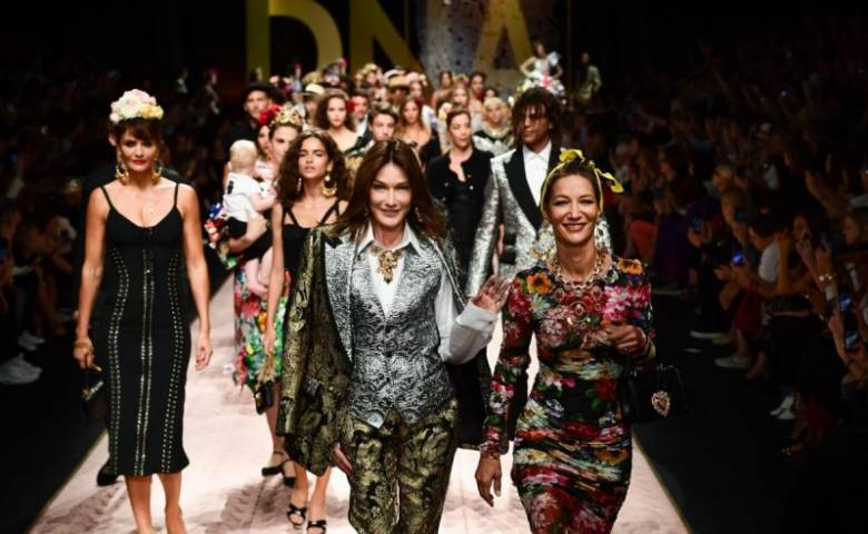 На неделе моды в Милане в сентябре 2019 года раскрывают главные секреты стиля