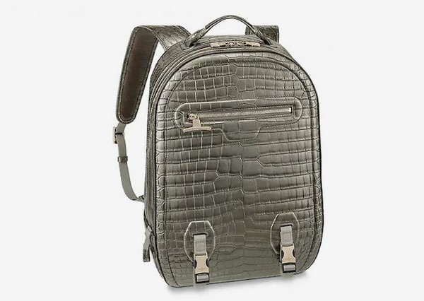 Louis Vuitton впустили рюкзак из крокодиловой кожи за 79.000$