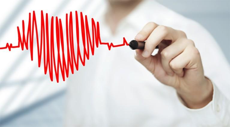 До сердечного приступа, ваше…