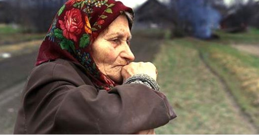 Мама ушла тихо и незаметно. …