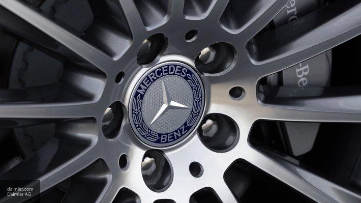 Mercedes отзывает более 6,6 тысяч автомобилей в России из-за неисправности