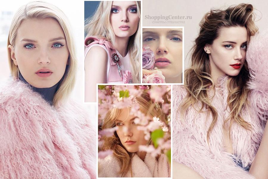 Королевский розовый цвет 2016 — какие цвета сочетаются с розовым, с чем носить розовое