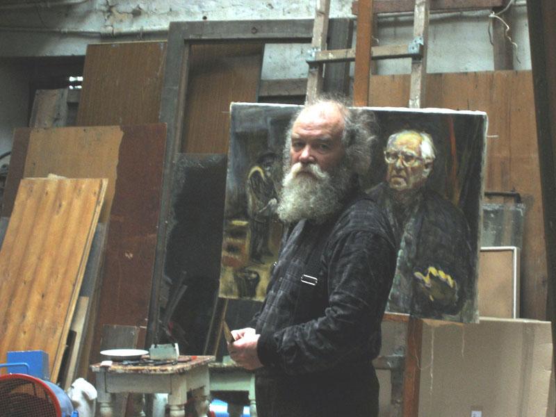 Художник Геннадий Добров (1937 - 2011) и его