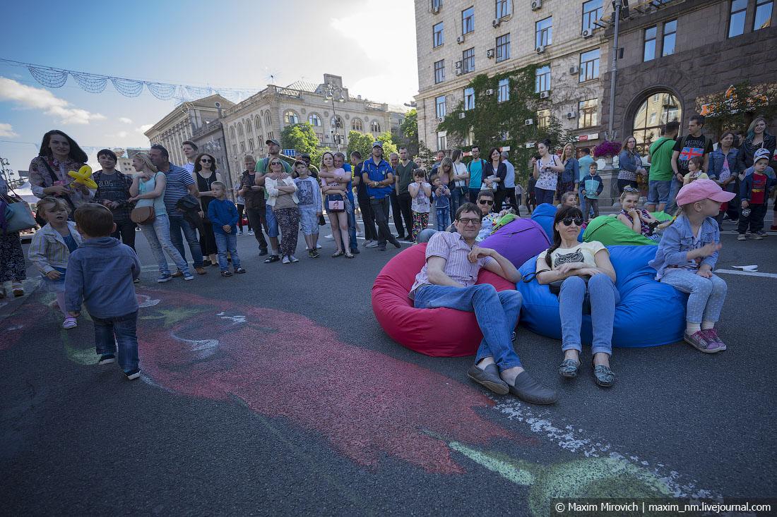 Киев летом 2017 года.