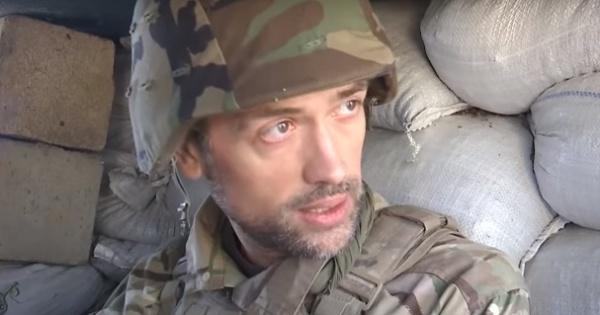 Российский актер Анатолий Пашинин отправился вАТО воевать заУкраину