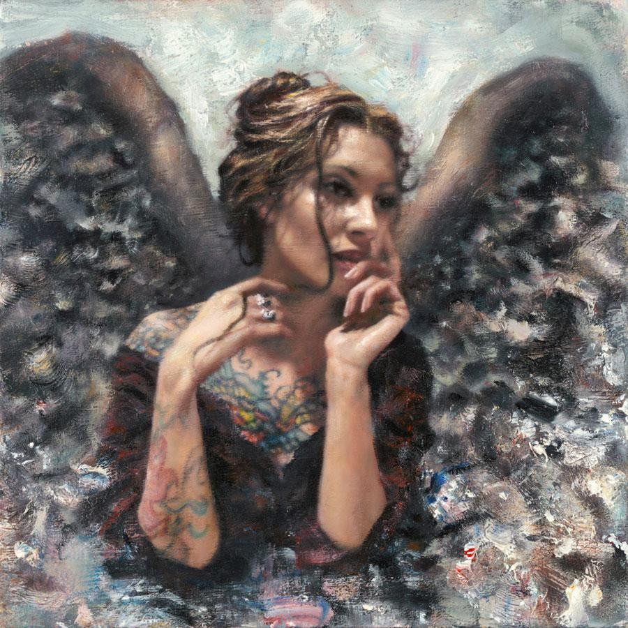 У каждого в душе есть два крыла...