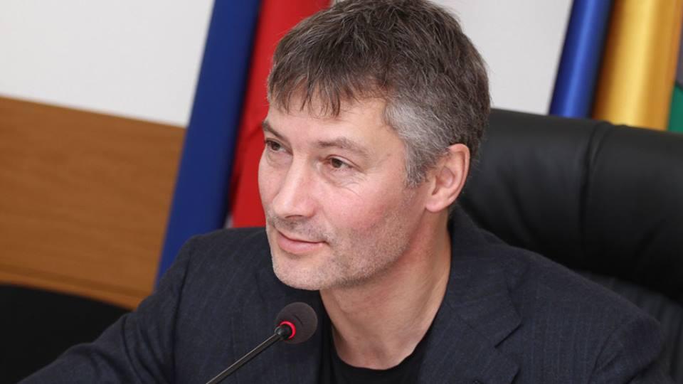 Мэр Екатеринбурга Ройзман от…
